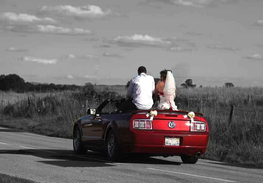Mariage à Messeix