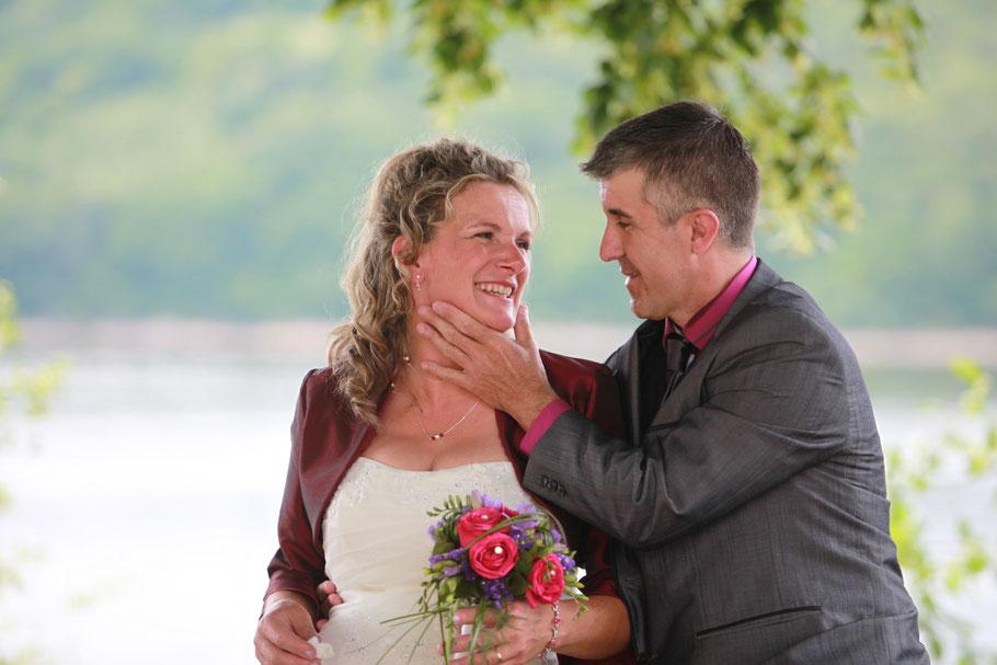 Mariage à Lanobre