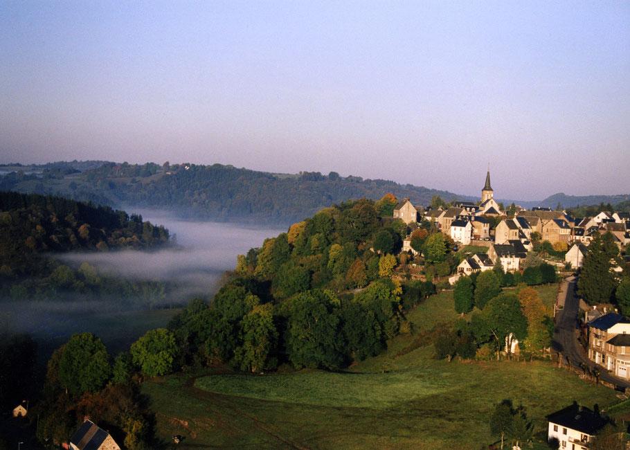 Saint-Sauves d'Auvergne