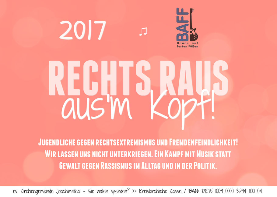 Jahresthema 2017