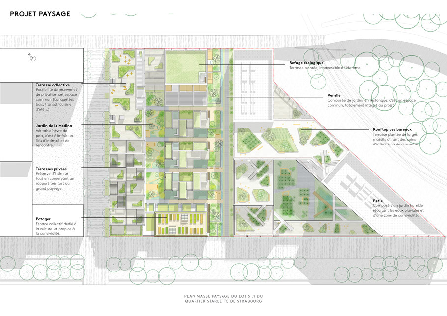 Lot st 1 starlette 22 paysagistes urbanistes for Agence format paysage