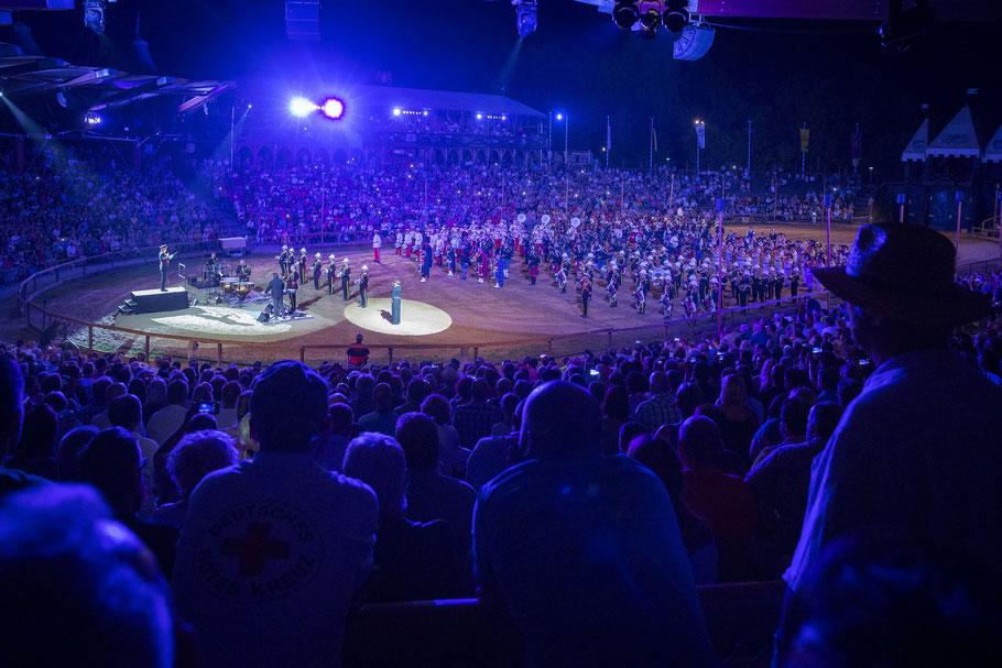 Royal Music Show - Deutschland Tattoo - Schloss Kaltenberg_Finale