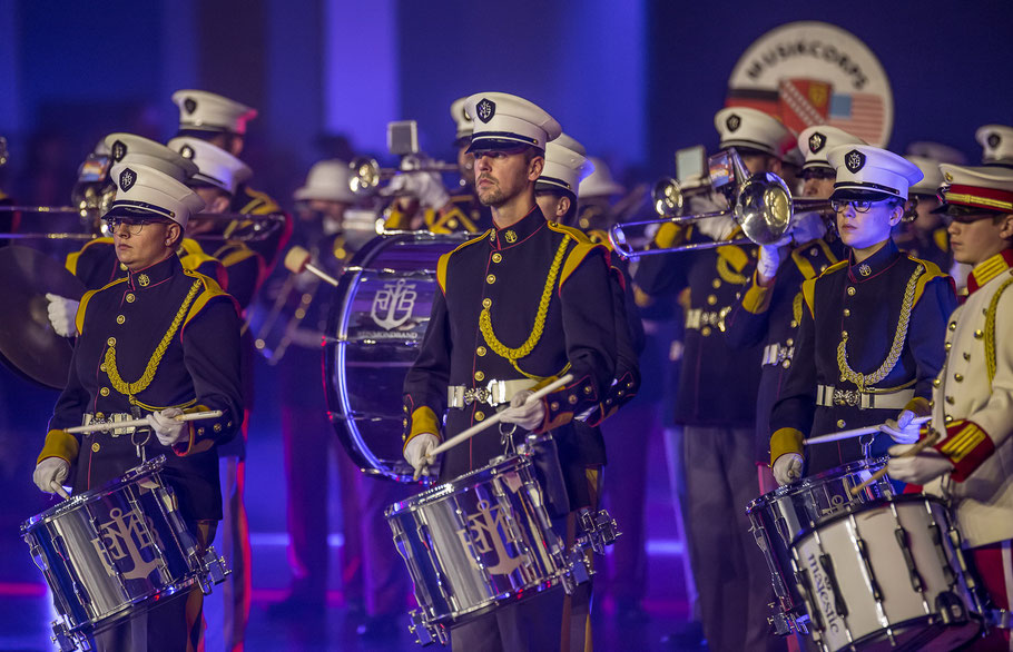 Royal Music Show - Deutschland Tattoo - Marching-Band_2