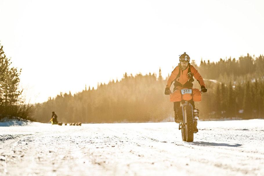 Fatbike-Erlebnis und Materialtest am Polarkreis - Rovaniemi150