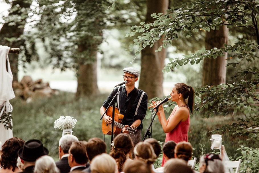 Hochzeitssänger Duo Hamburg