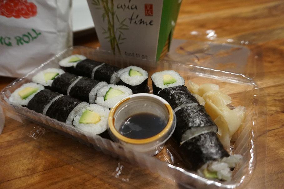 Schüler Menü Sushi