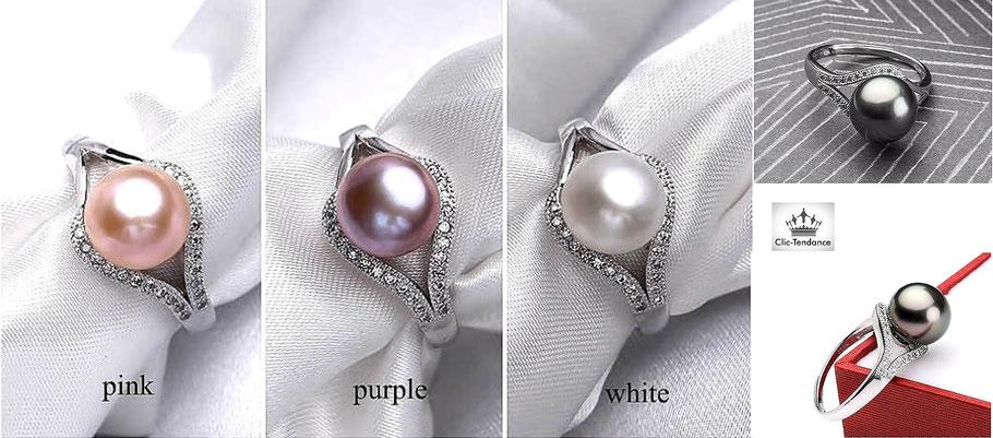 bijoux en perle de culture