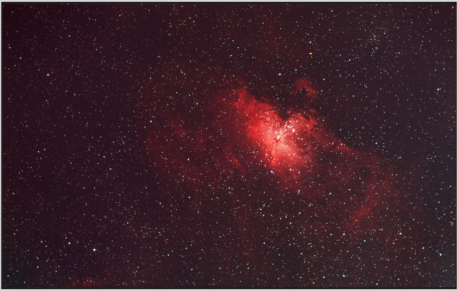 Messier 16  MeixnerObservatorium