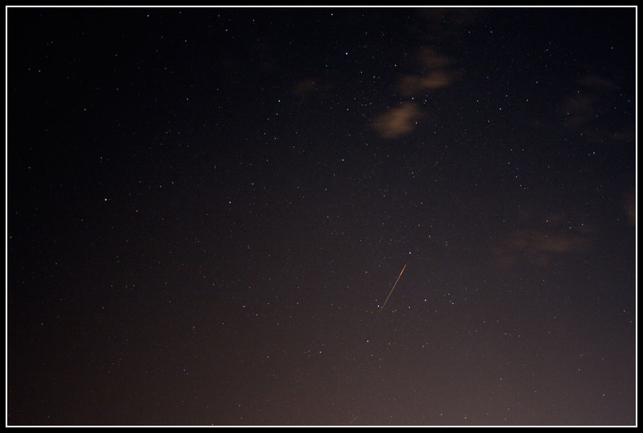 Perseid vom 12. August 2015  MeixnerObservatorium