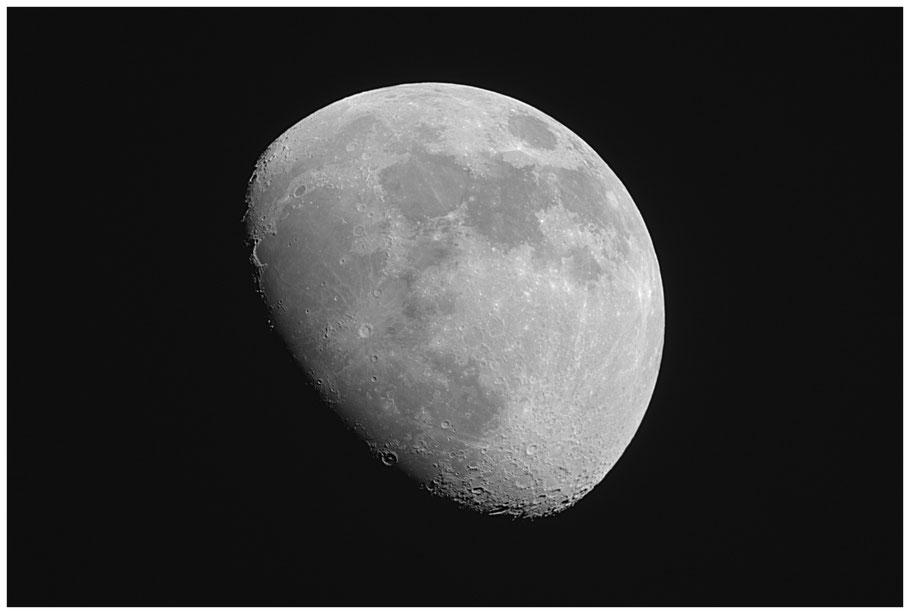 Moon - Mond  MeixnerObservatorium