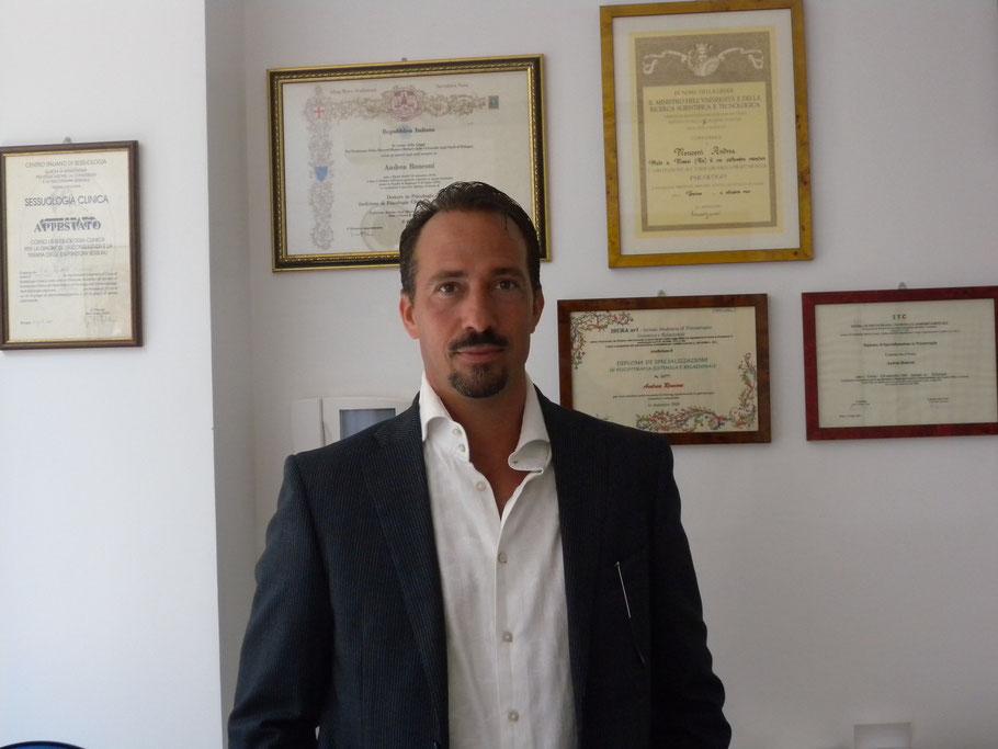 Psicologo Rimini Dr.Andrea Ronconi Sessuologo e Psicoterapeuta