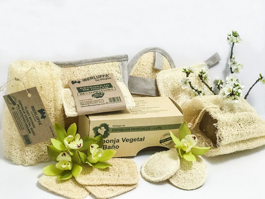 Our luffa products