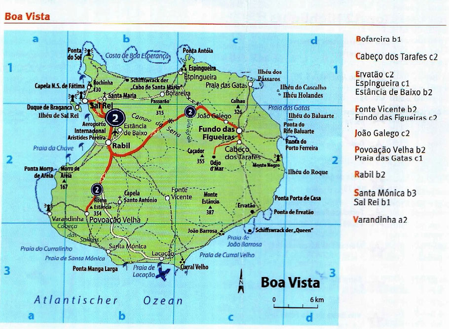 Wo Liegt Kapverden Karte.Kapverden Boa Vista 2019 Www Hcnapp De