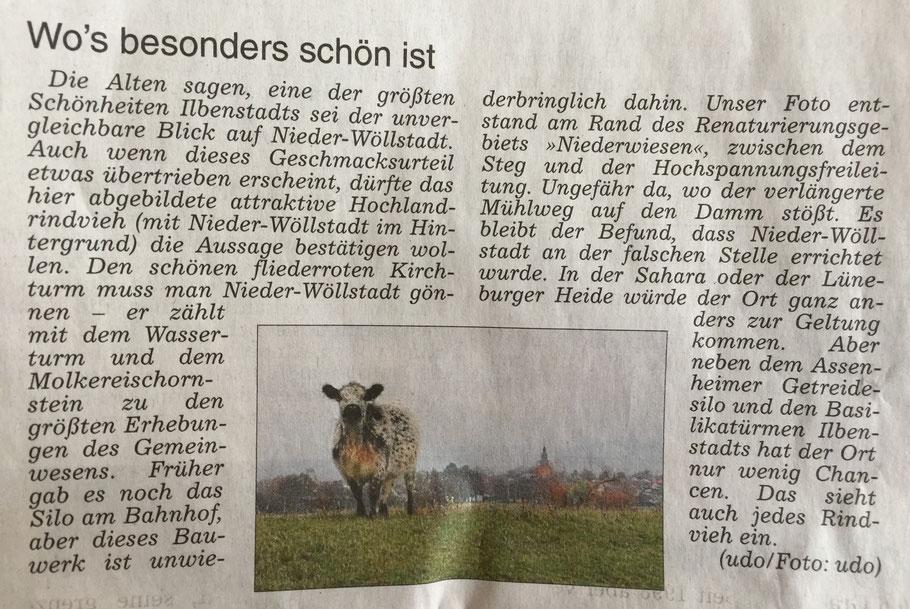 Wetterauer Zeitung vom 05.01.2019