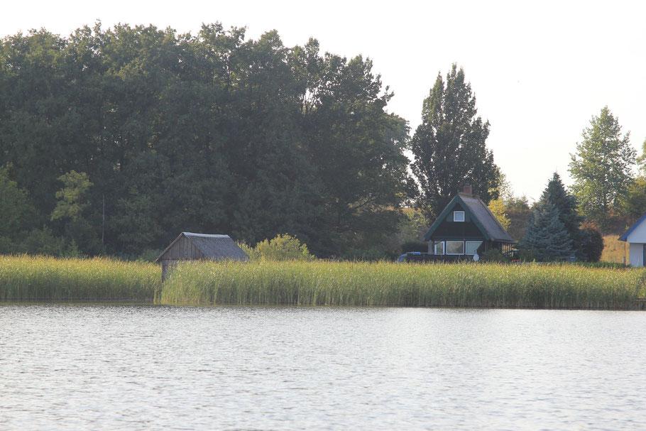 Urlaub am Krakower See ohne Corona Virus