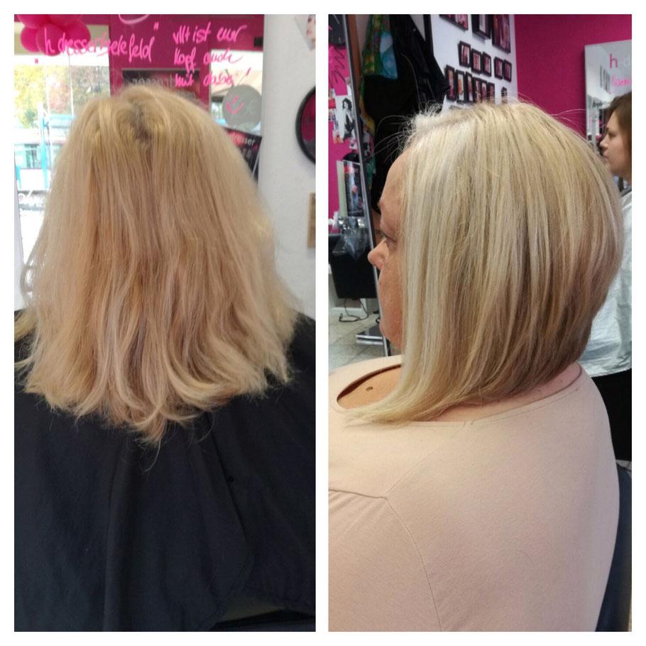 Mit Einem Bob Zu Fülligen Haar 5x Salon In Deiner Stadt Ohne Termin