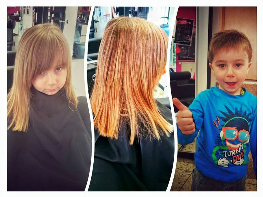 Kinderhaarschnitt h-dresser Bielefeld Oststrasse Haarschnitt