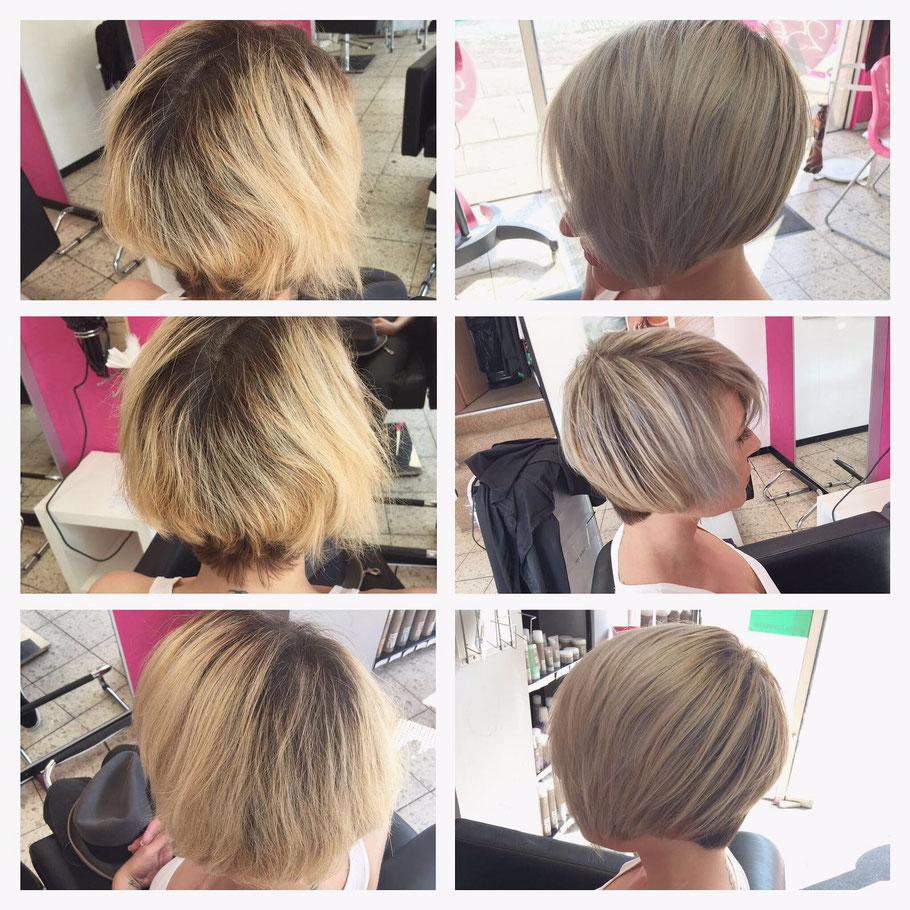guter Friseur in Bielefeld, ohne Termin Haare schneiden in Bielefeld, Granny hair, silberne haare