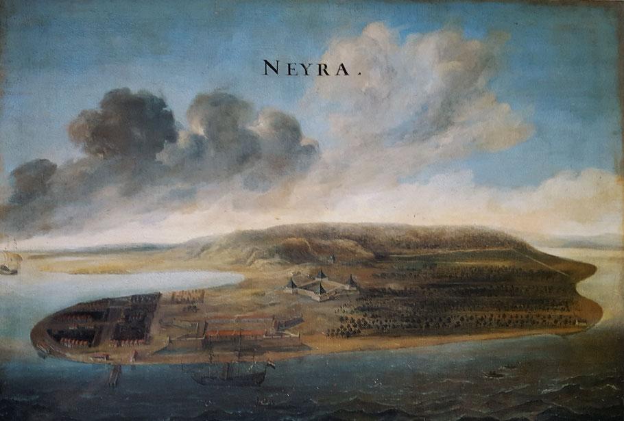 Banda Neyra.  Bron Nationaal Archief