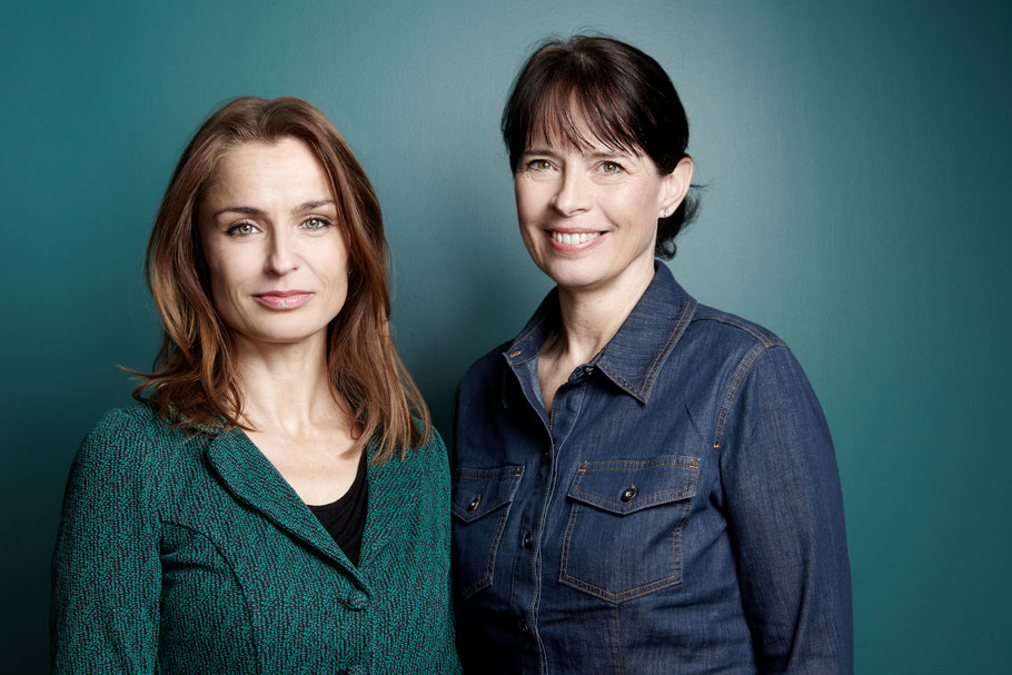 Viktoria Saxby & Christina Knight, Founders of TakeTwo