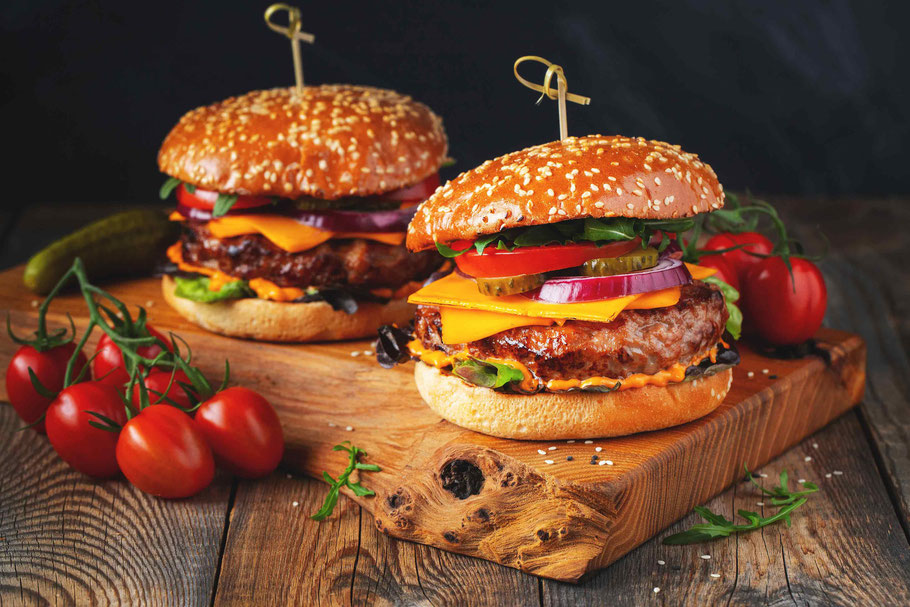 Burger in  Gilching