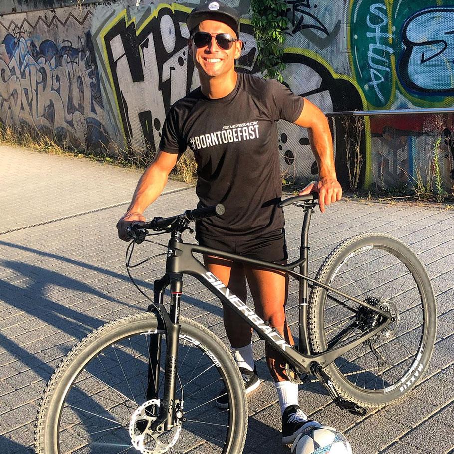 Silverback Bikes Markenbotschafter Saki