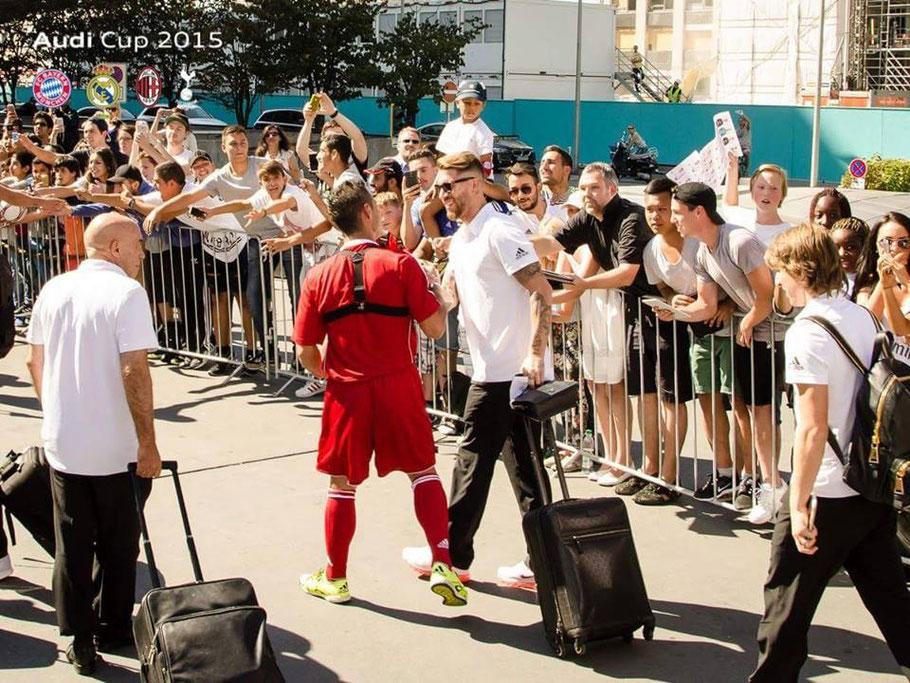 Saki - Sergio Ramos
