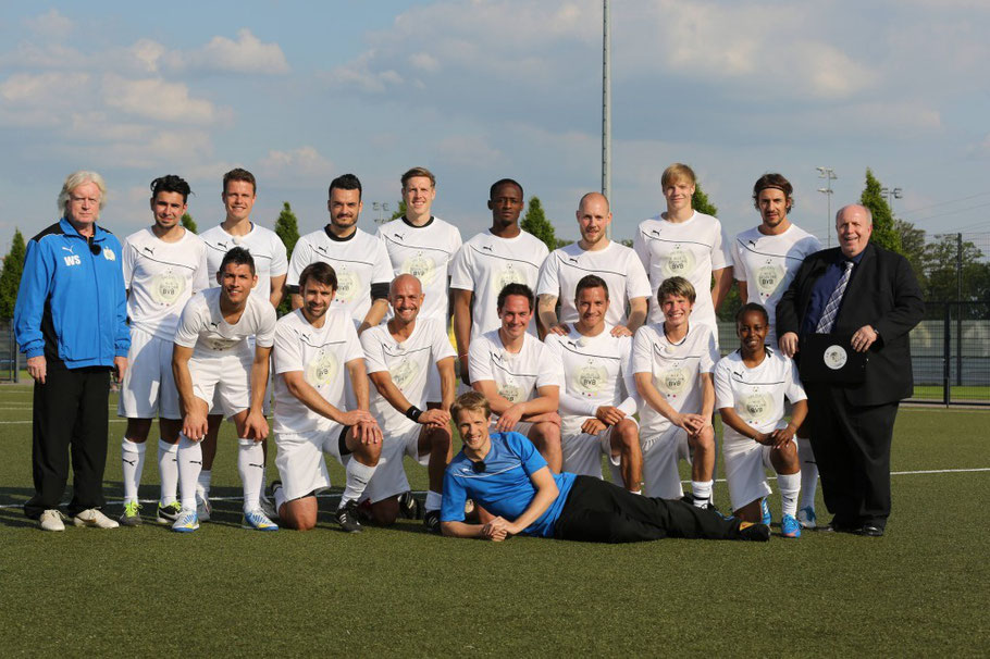 SAT.1 Allstar Team - Alle gegen den BVB