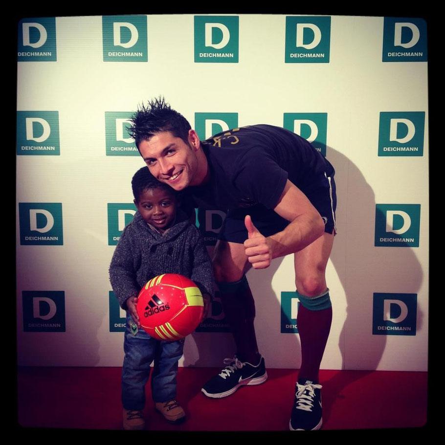 DEICHMANN - Saki Football Fussball Freestyler