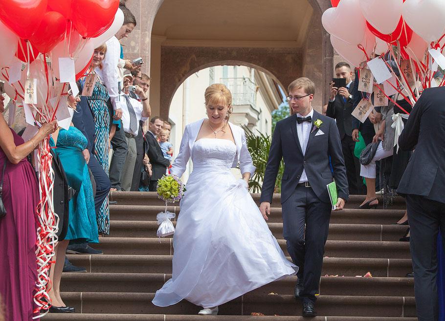 Hochzeitsfotografie Lichtenwalde