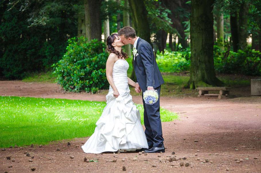 Hochzeitsfotos Burgstädt