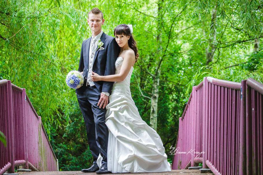 Hochzeitsfotografin Burgstädt
