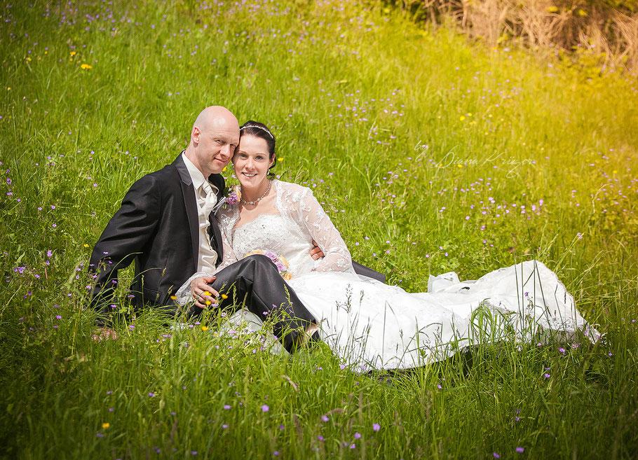 Hochzeitsfotos Schloß Waldenburg