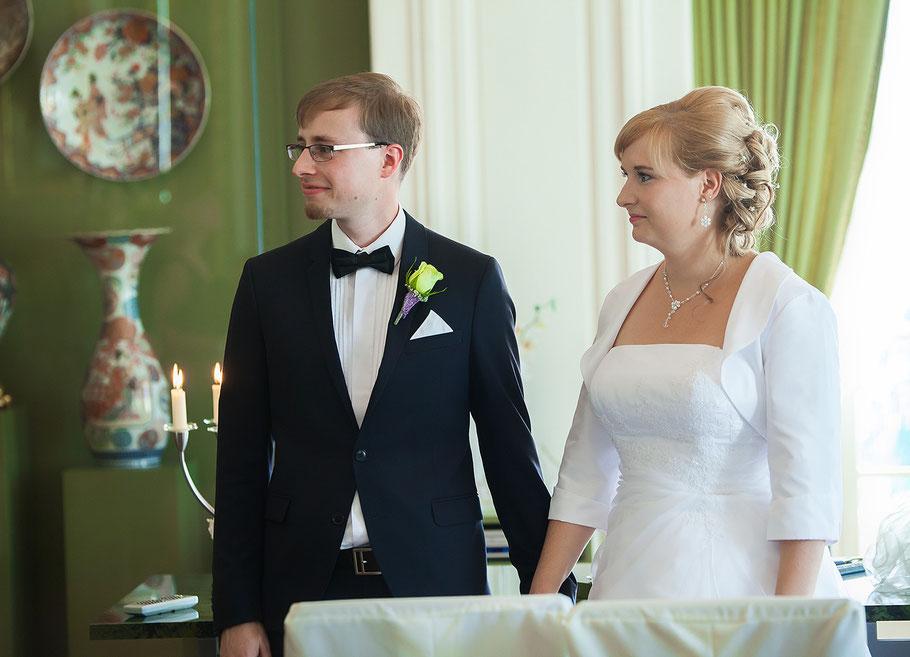 Hochzeit Barockschloss Lichtenwalde
