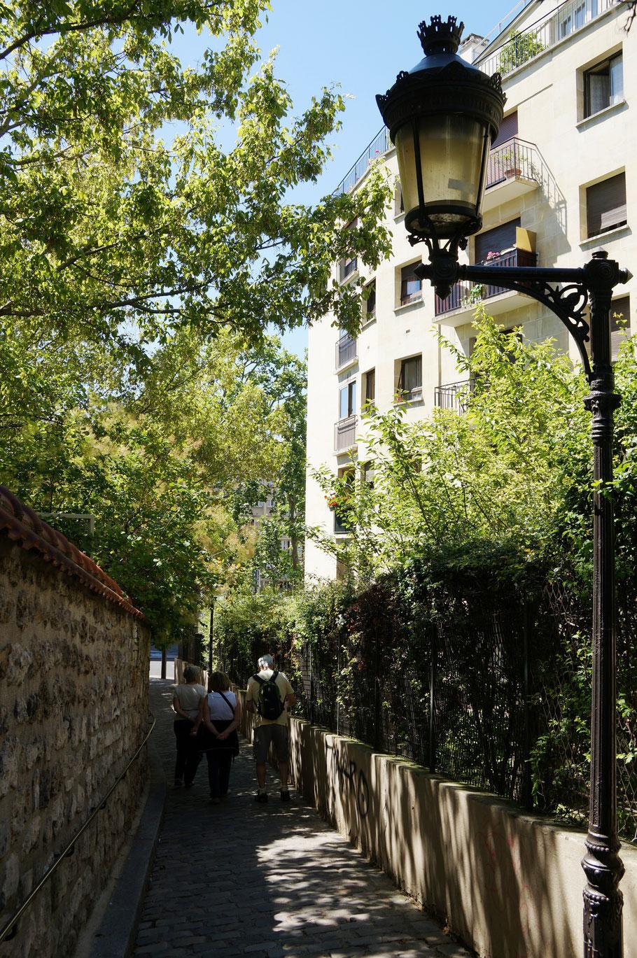 13° - la rue Vandrezanne