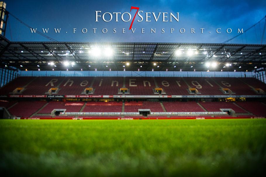 MACHO MAN - Pressarbeiten - RheinEnergie Stadion