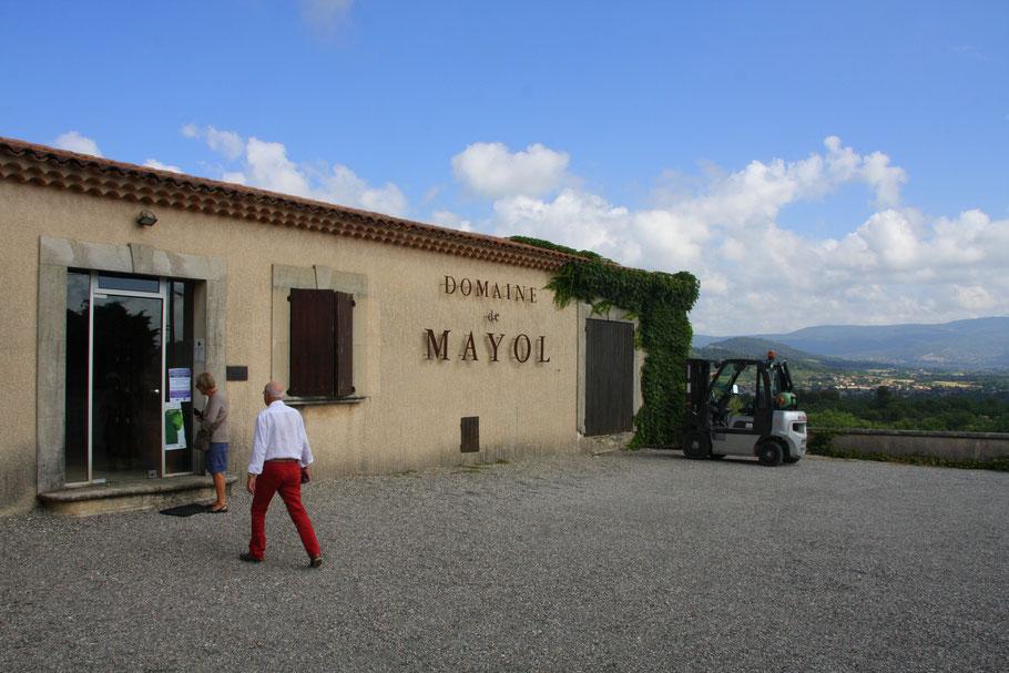 Bild: Domaine de Mayol, Apt