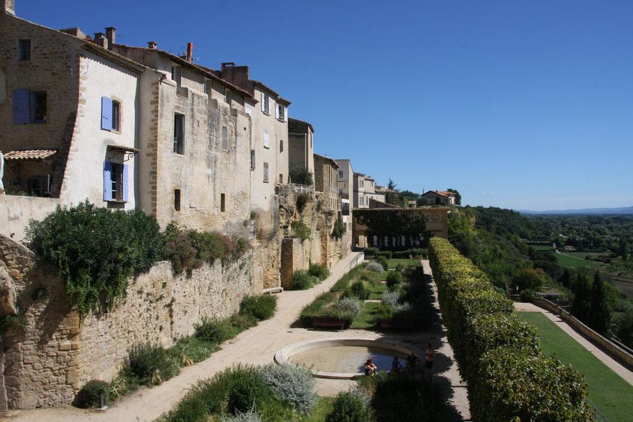 Bild: Jardin Conservatoire des plantes Tinctorales in Lauris
