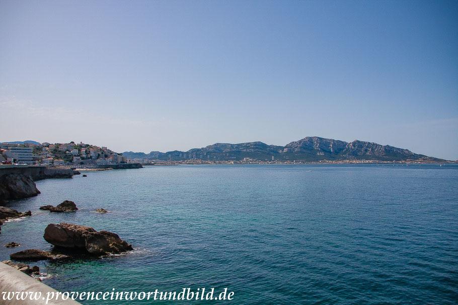 Bild: Marseille und seine Strände