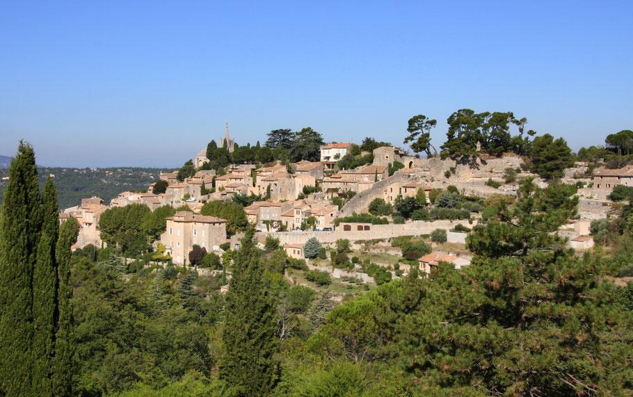 Bonnieux provence in wort und bild - Bonnieux office de tourisme ...