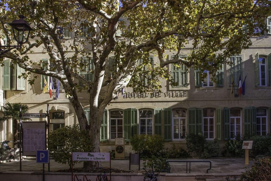 Bild: Pertuis, Hotel de Ville
