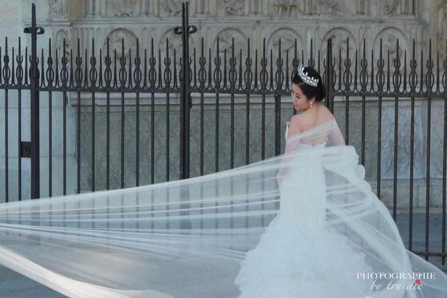 Hier lässt man sich gerne bei den Hochzeiten fotografieren