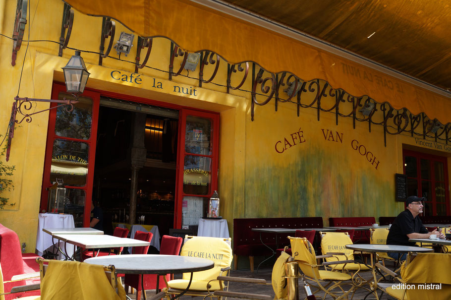 Bild: Cafe van Gogh am Place du Forum, Arles