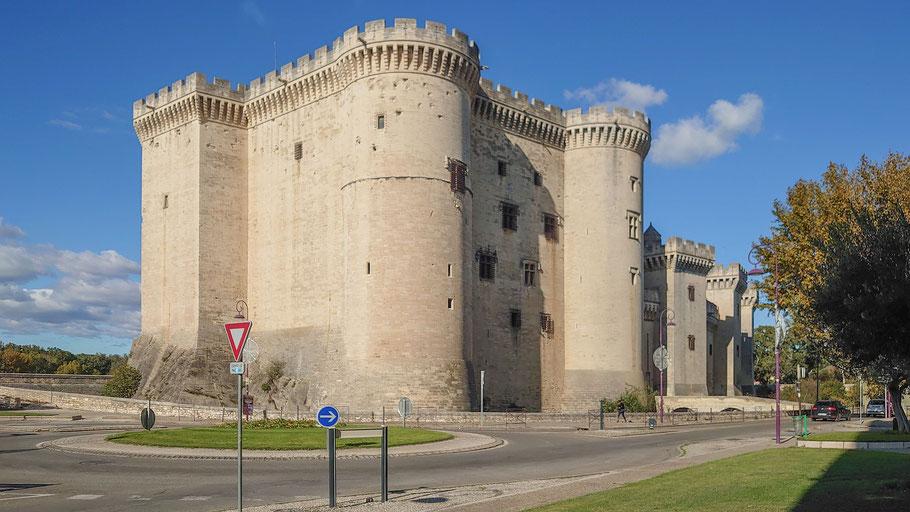 Bild: Château du Tarascon in Tarascon