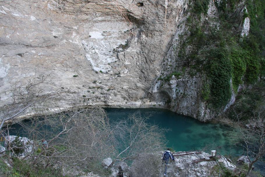 Bild: Fontaine de Vaucluse