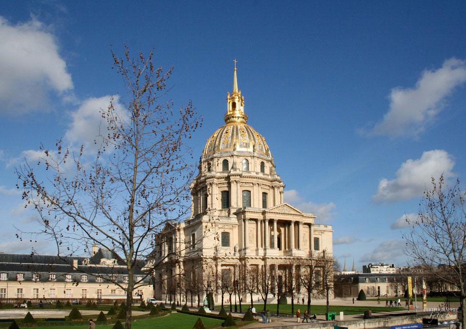 Bild: Invalidendom in Paris