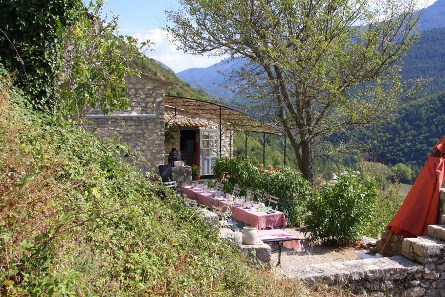 Bild: Restaurant La Poterie in Brantes