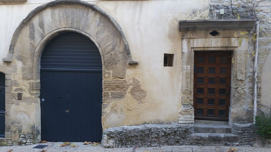 Bild: Venasque, Vaucluse, Provence