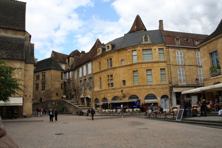 Bild: Sarlat in der Dordogne
