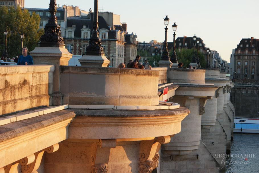 Bild: Pont Neuf in Paris